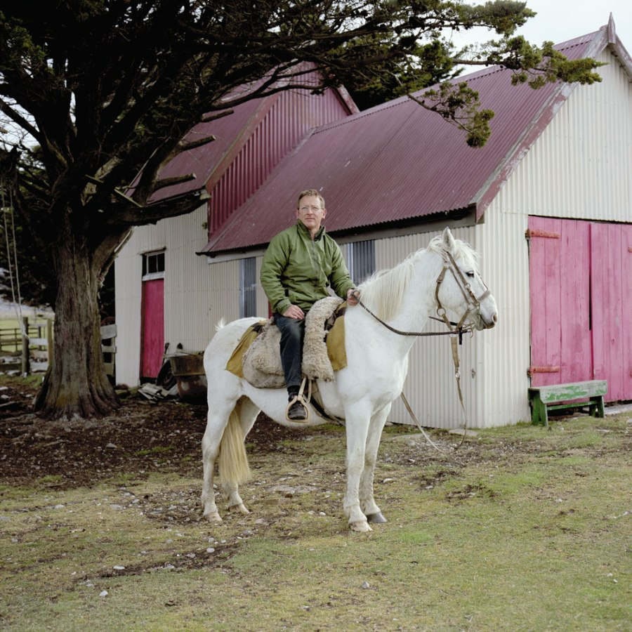 Falkland Islands - Paul Watson