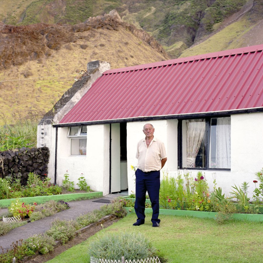 Tristan da Cunha - Harold Green